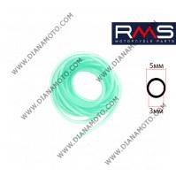 Маркуч за бензин 3x5мм 1 метър RMS 121690020 k. 9990