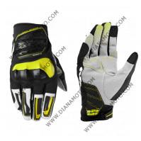 Ръкавици SPIDI WAKE EVO 107 черно-зелено XL к.10577