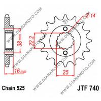 Зъбчатка предна JTF 740 - 15 к. 5881