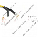 Реле зареждане SUZUKI Burgman 250-400 GSX-R 600-750 VL Intruder 1500 SV 650 5 кабела к. 8311
