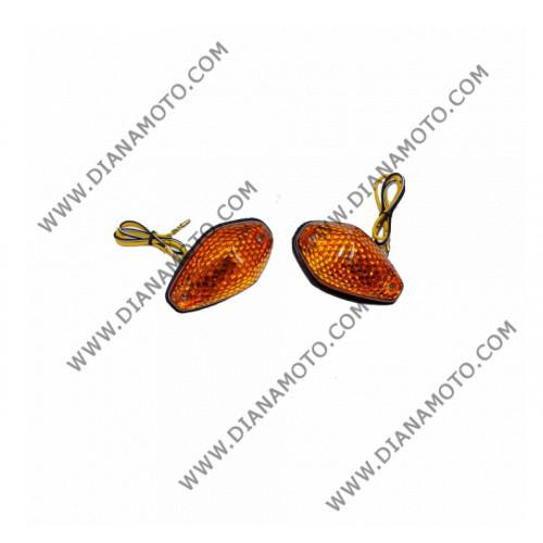 Мигачи к-т универсални оранжеви YM-1809 SP к. 5100