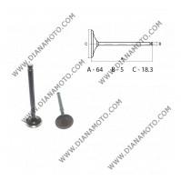 Клапан всмукателен GY6 50 18.3x64x5 к. 3-146