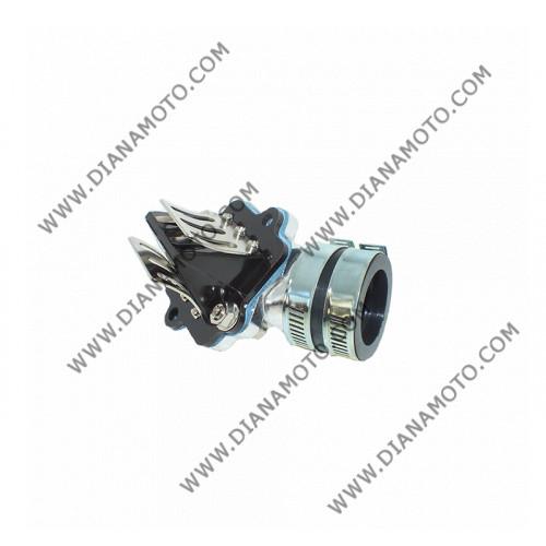 Маншон за карбуратор RACING с ламели YAMAHA Aerox 50  Jog 50 к. 4886