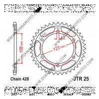 Зъбчатка задна JTR 25 - 60 k. 11294