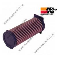 Въздушен филтър K&N YA 6602 к. 5-52
