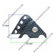 Повдигач за амортисьор YAMAHA Aerox  BWS 50 карбон к. 7967