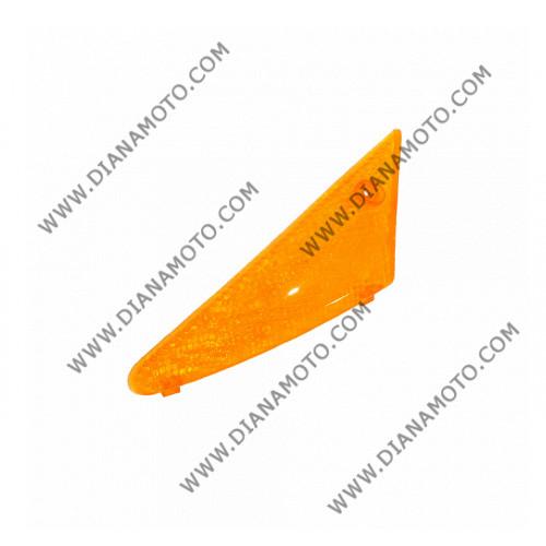 Стъкло за мигач Peugeot Buxy Zenith Speedake 50 преден ляв оранжев к. 5422