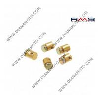 Накрайник за жило за газ ф 5.5x6 мм универсален RMS 121858050 к. 4918