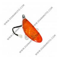 Мигач LB50QT-16 Chituma преден десен оранжев цял к. 3-652