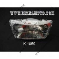 Фар Yamaha JOG 3YK к. 1059