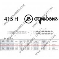 Верига Ognibene 415 H SB - 140L k. 41-44