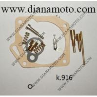 Ремонтен комплект за карбуратор Yamaha Jog 50 27V к. 916