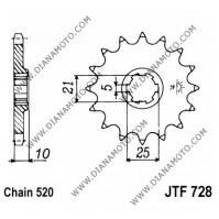 Зъбчатка предна JTF 728 - 15 к. 7741
