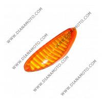 Стъкло за мигач Chituma преден ляв оранжев к. 3-348