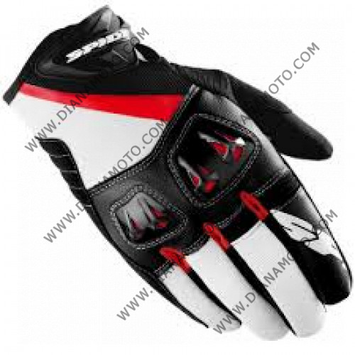 Ръкавици Flash-R Spidi черно/червено/бели L k. 6269