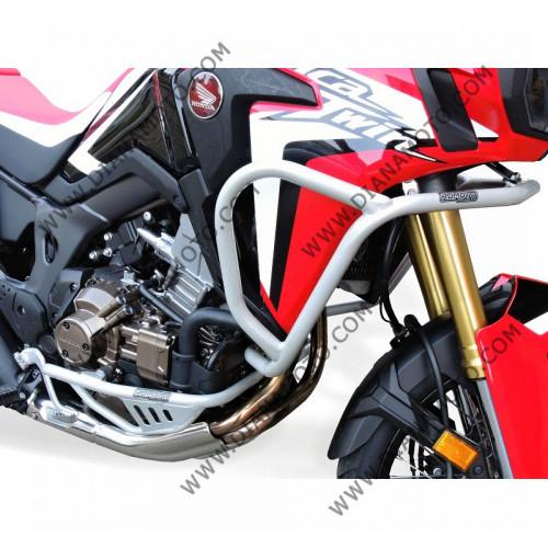 Ролбари Honda CRF1000 L Africa Twin горни сребристи RDM-CF54S