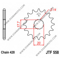 Зъбчатка предна JTF 558 - 13 к. 4856