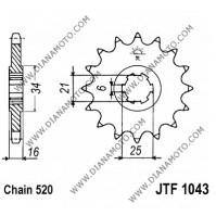 Зъбчатка предна JTF 1043 - 14 k. 7699
