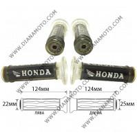 Дръжки XIN 146А Honda черни к. 9164