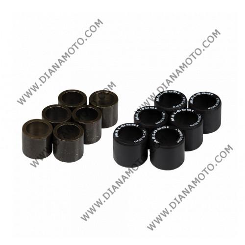 Ролки вариатор Malossi 25x22.2 мм 26 грама 6613968.CO к. 4-314