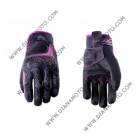 Ръкавици RS3 Replica Lady черно-розови Black FIVE L к. 11640
