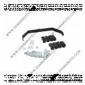 Ролбари KTM 1050 / 1190 Adventure черни RDM-CF56KD
