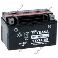 Акумулатор YTX7A-BS  Yuasa к. 625
