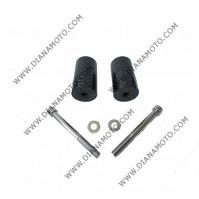 Тапи предпазни за рама Honda CBR 600 F/F2/F3 1991-1998 карбон к. 9023