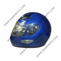 Каска NEXX синя XL к. 3089