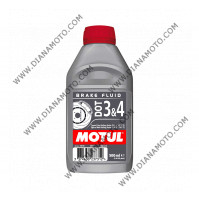 Спирачна течност Motul DOT 3 - 4  500мл k. 11690