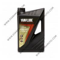 Масло Yamalube 4T 10W40 Пълна синтетика 4 литра к. 27-3