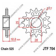 Зъбчатка предна JTF 704 - 16 к. 5879